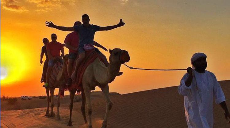 morning desert safari dune bashing abudhabi